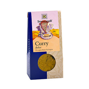 CURRY DOLCE 35gr - SONNENTOR