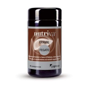 EPAVAL 60cps - NUTRIVA