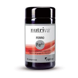 FERRO 50cps - NUTRIVA
