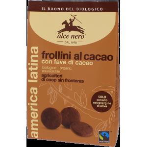 FROLLINO AL CACAO CON FAVE DI CACAO 250gr - ALCE