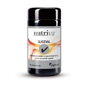 GLICEVAL 30cps - NUTRIVA