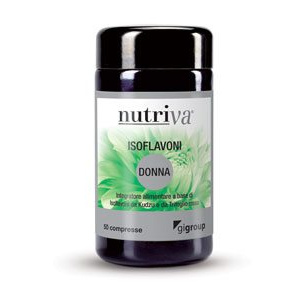 ISOFLAVONI DONNA 50cps - NUTRIVA