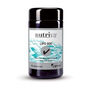 LIPO 30cps - NUTRIVA