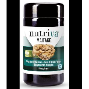 MAITAKE 60cps - NUTRIVA