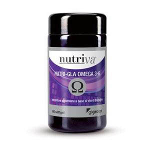NUTRI-GLA 60cps - NUTRIVA