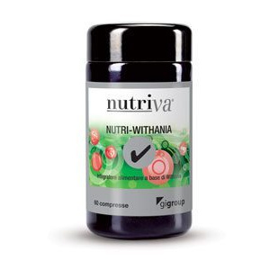 NUTRI-WITHANIA 60cps - NUTRIVA