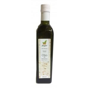olio di sesamo spremuto a freddo 500ml biosapori