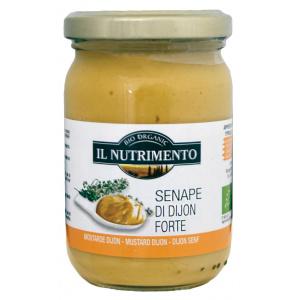 SENAPE DI DIJON FORTE 200gr - IL NUTRIMENTO