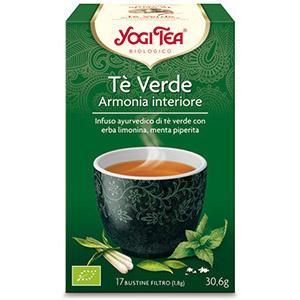 TE' VERDE ARMONIA INTERIORE - YOGI TEA