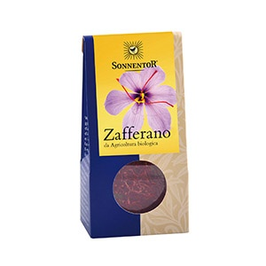 ZAFFERANO IN FILI 0.5gr - SONNENTOR