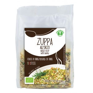 ZUPPA ALL'ORZO 300gr - PROBIOS